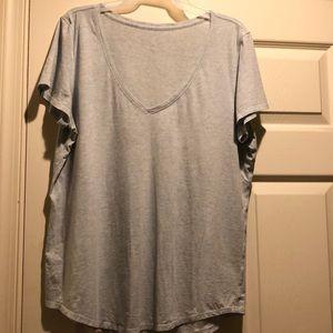Lululemon Women's Love Tee V-Neck short sleeve